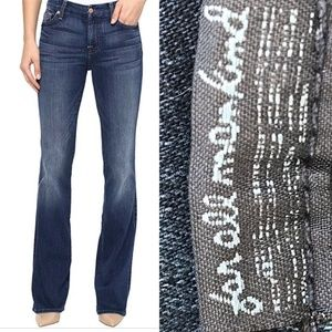 7 FOR ALL MANKIND NWOT Kimmie Bootcut Jeans